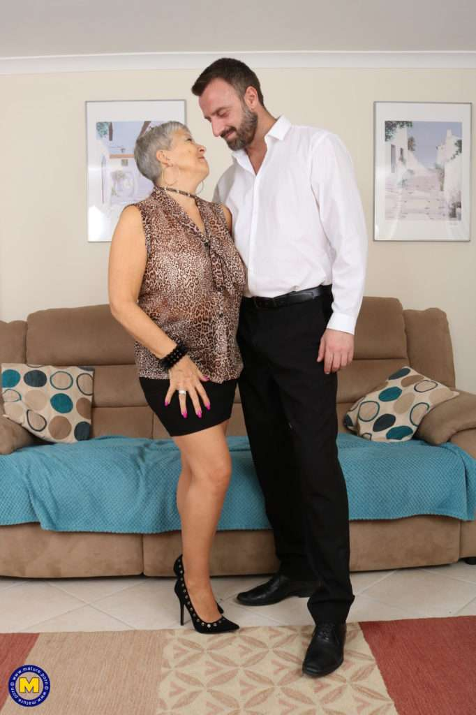 Horny British Mature Lady Doing Her Lover At Mature.nl