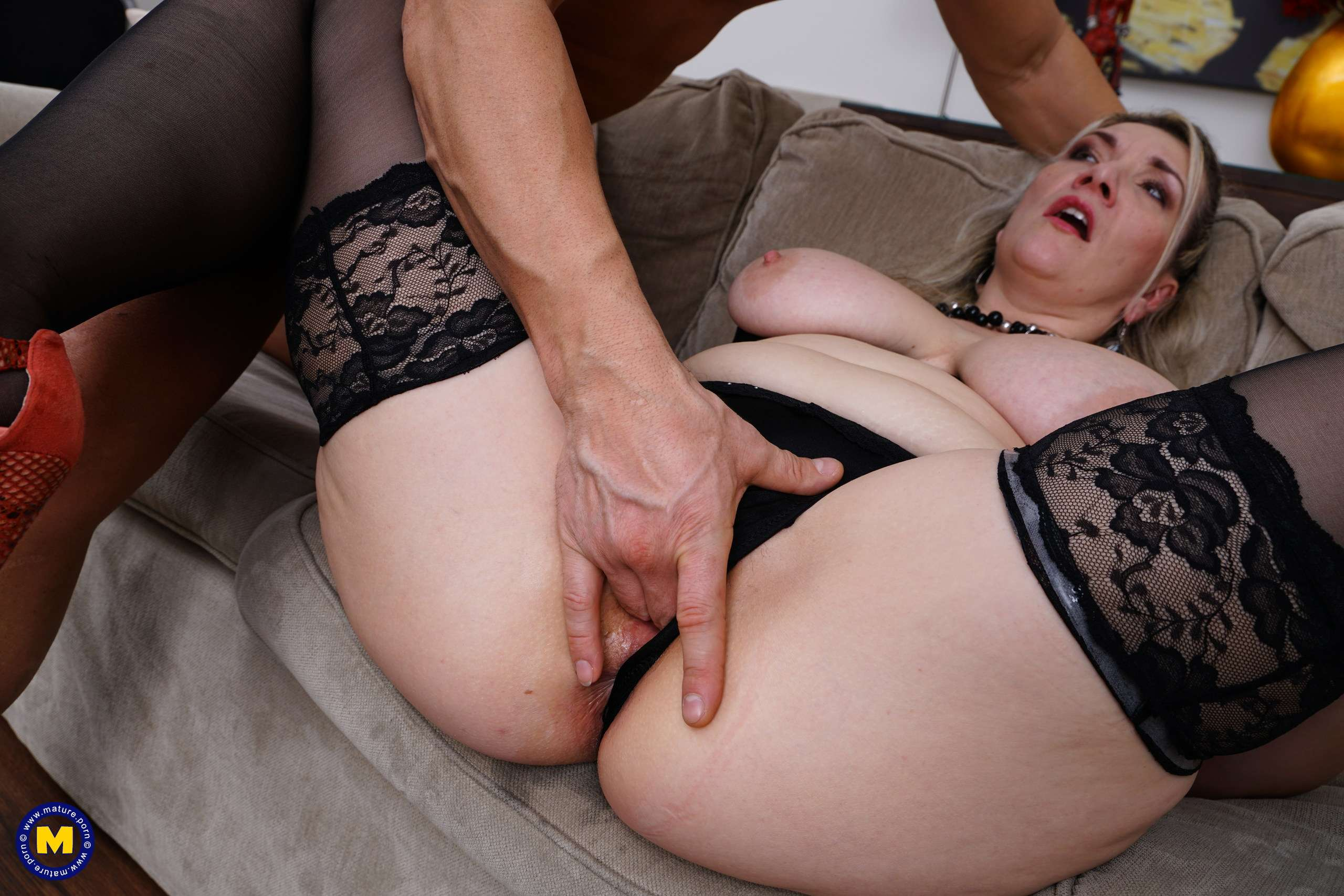 Latina Creampie Big Tits