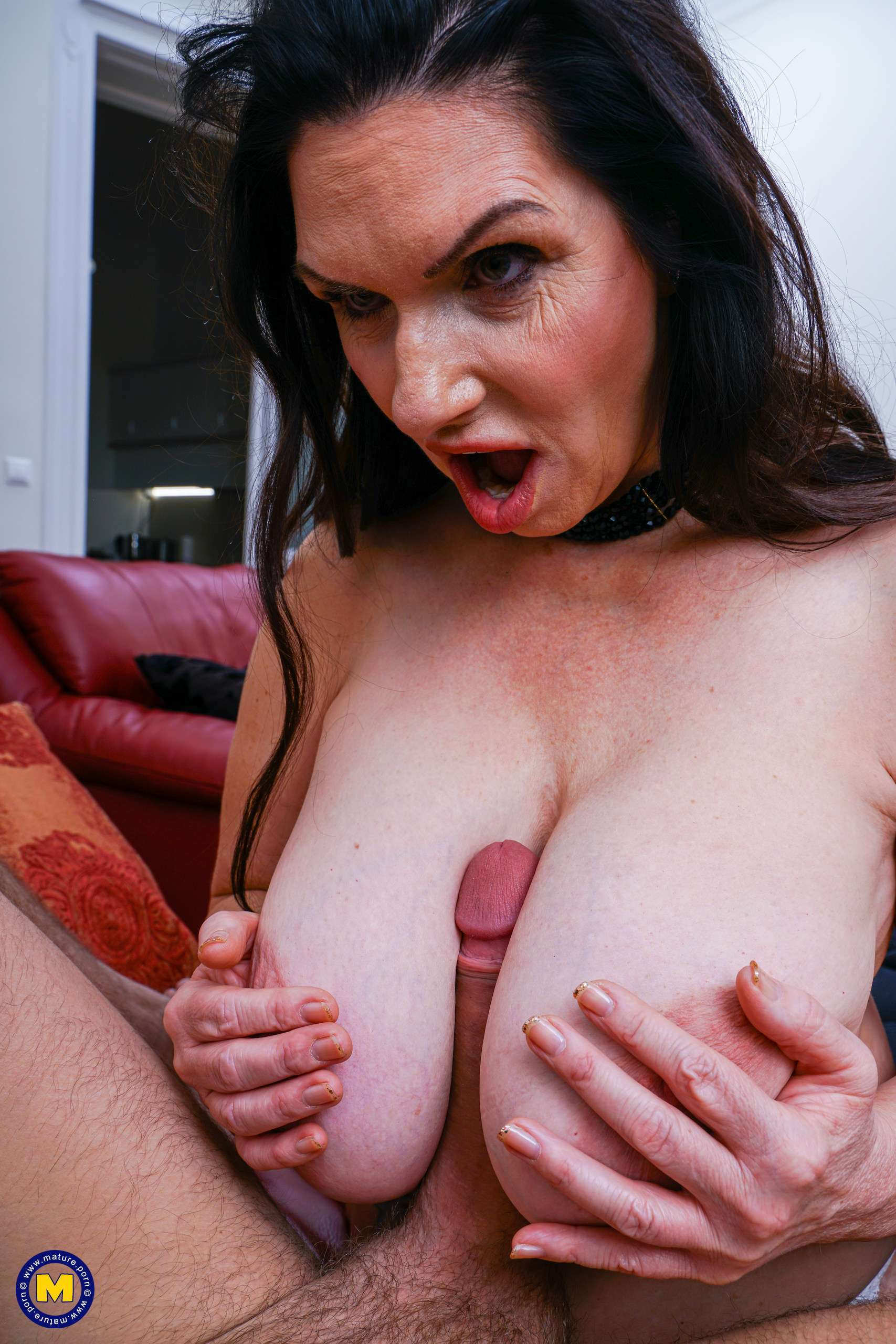 Big Breasted Josephine James Squirts And Rides And Sucks A Hard Cock At Mature.nl