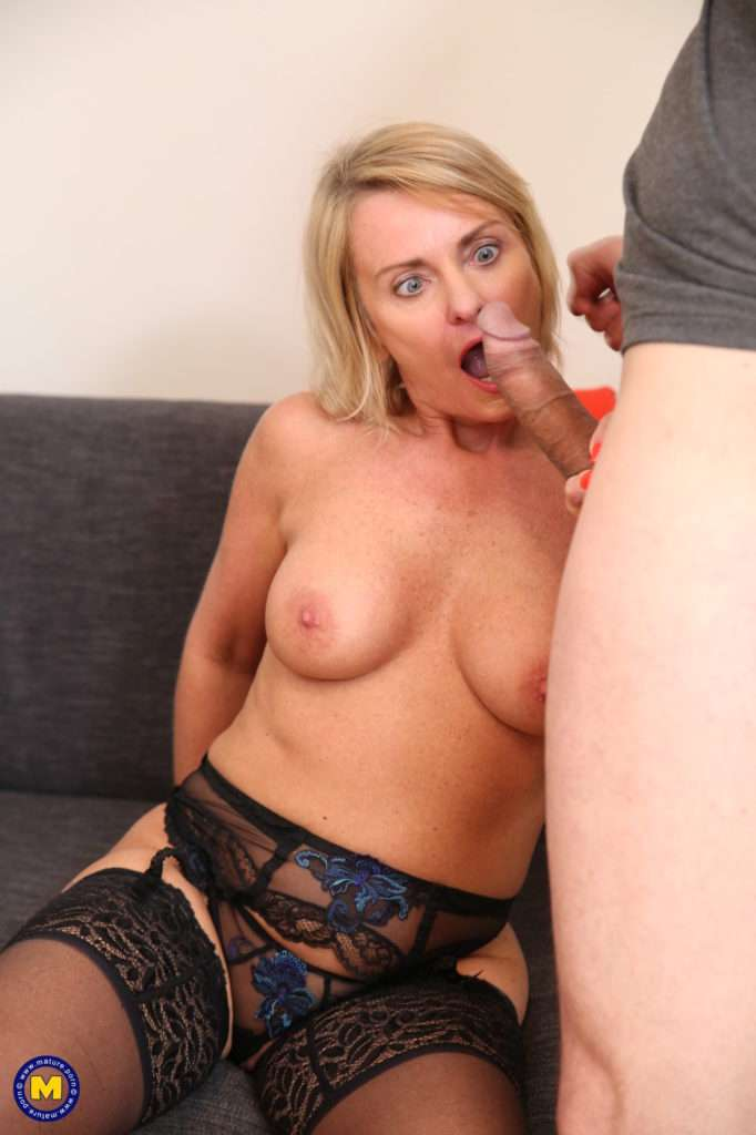 This Naughty Mature Slut Loves To Ride A Big Hard Cock