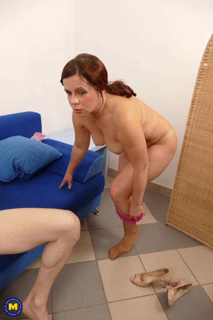 Naughty Housewife Fucking In Pov Style